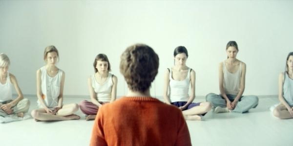 """Fotograma de la película polaca """"Cialo"""" (Cuerpo), de la directora Malgorzata Szumowska."""