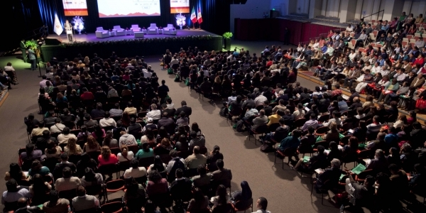 El público en el Auditorio ZUM.
