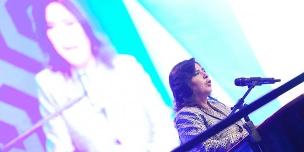 Ana Jara, presidenta del Consejo de Ministros.