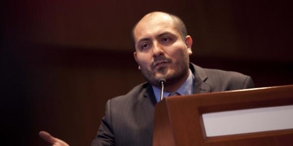 Gabriel Núñez, de EY.