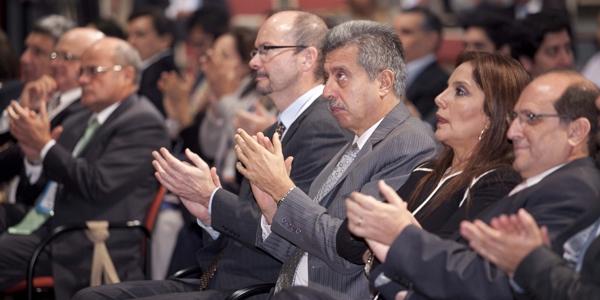 Inmoba 2015 fue organizado por ADI Perú y la Carrera de Arquitectura de la Ulima.