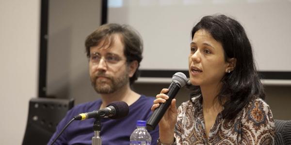 Sergio Martín Blas e Isabel Rodríguez Martín.