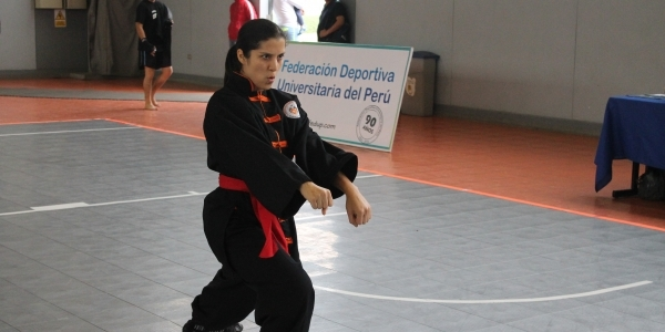 Kung-fu.