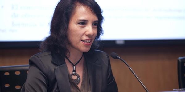 Lourdes Chau.