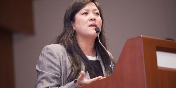 Cristina Chang.