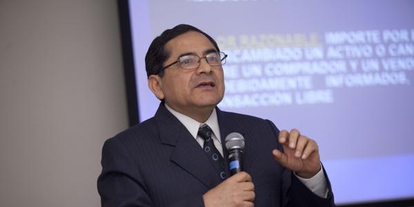 Luis Cayo Quispe.