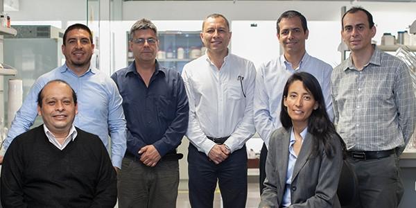 Equipo de investigadores del IDIC.
