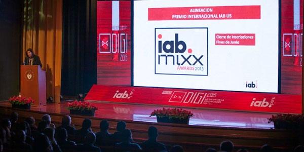 Nuevamente los Premios Digi de IAB Perú se entregaron en la Ulima.