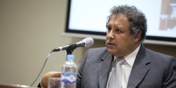 Lic. Miguel Muente, psicólogo forense del Palacio de Justicia.