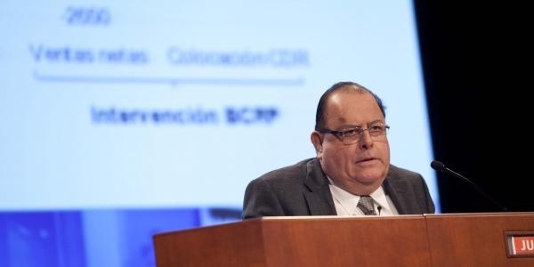 Julio Velarde Flores, presidente del Banco Central de Reserva del Perú (BCRP).