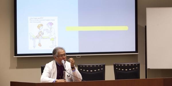 Dr. José Luis Montoya Zubiaga.