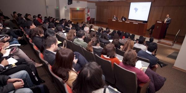 El público en el Auditorio S.
