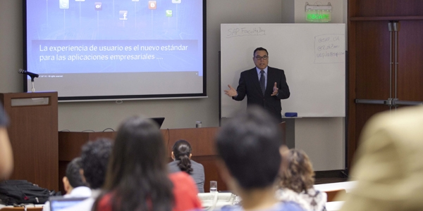 SAP Faculty Day en la Ulima.