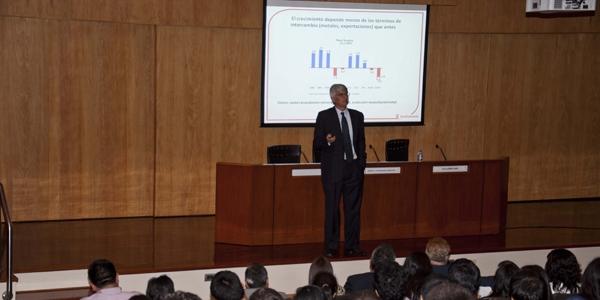 Guillermo Arbe Carbonel, gerente principal de Estudios Económicos de Scotiabank Perú.