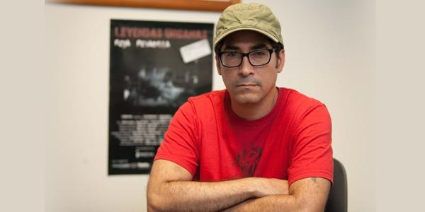 Marco Melgar (Comunicación) explora la violencia de género en los cortometrajes de Leyendas Urbanas.