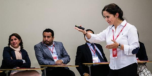 Carmen Sarabia Cobo, doctora en Psicología por la Universidad Complutense de Madrid.