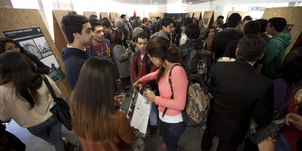 Exposición Arquitecturas Ausentes