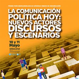 I Foro Iberoamericano de Cátedras UNESCO en Comunicación