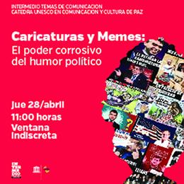 """el poder corrosivo del humor político"""""""